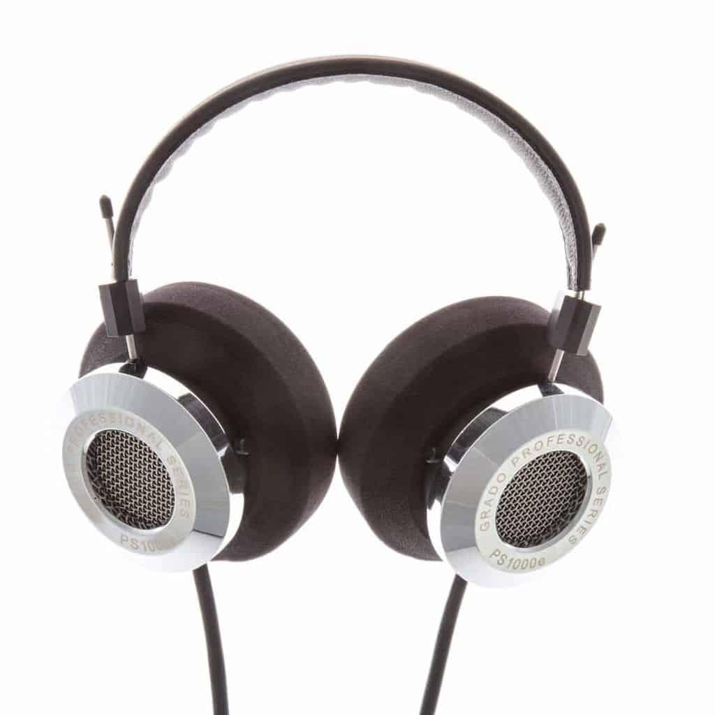 Open-backed headphones