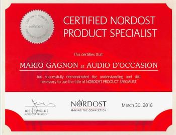 Certificat Nordost